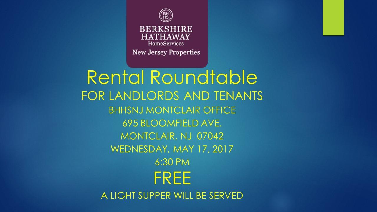 Rental Roundtable