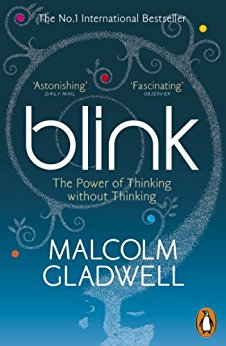 Malcolm Gladwell Blink_